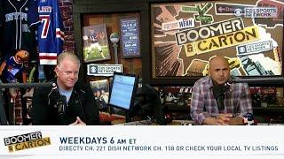 Boomer & Carton react to the news that Mets left-hander Steven Matz needs elbow surgery.