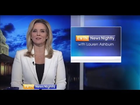 EWTN News Nightly  - 2018-10-16 Full Episode with Lauren Ashburn