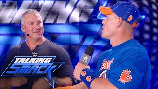Nonton Why Is John Cena Still Dangerous To Every Superstar He Faces   Wwe Talking Smack  July 11  2017 Film Subtitle Indonesia Streaming Movie Download