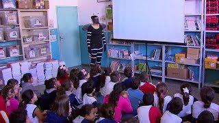 Crianças de escolas públicas de Marília aprendem a combater o mosquito da dengue