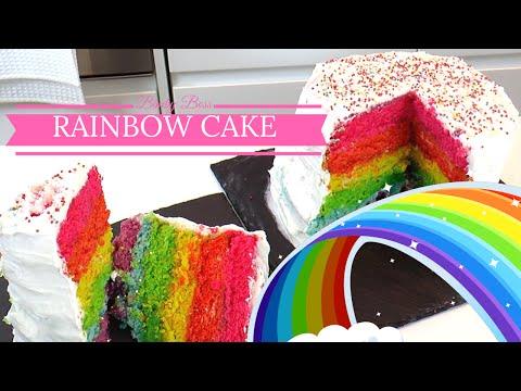 ricetta bimby - torta arcobaleno