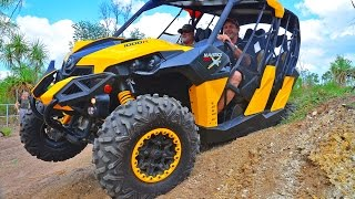 10. Can-Am Maverick Max 1000R XRS DPS Review