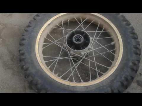 Janta Roata spate Honda Dominator NX 650 RD02