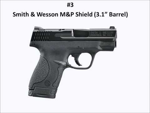 best 9mm pocket pistols subcompact watch the video