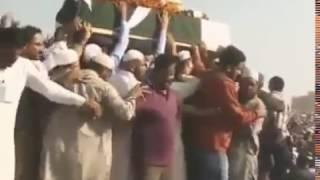 Video naat ilahi teri chokhat per  Funeral of junaid jamshed MP3, 3GP, MP4, WEBM, AVI, FLV Agustus 2018