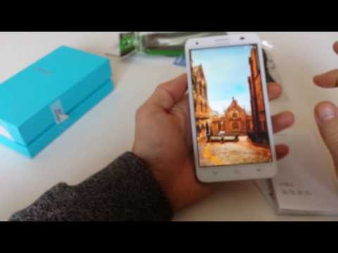 UNBOXING: HUAWEI HONOR 3X (G750- T00) OCTA-CORE - 8 CORES, NOT 4 !!!!!!