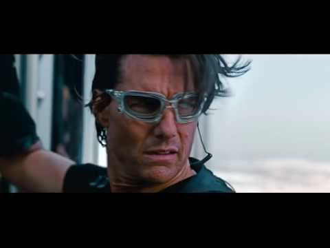 Mission: Impossible 4 - Ghost Protocol | Burj Khalifa Scene