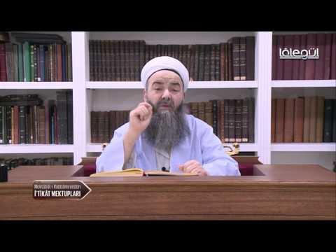Mektûbât-ı Rabbâniyye'den İ'tikâd Mektupları 42.Bölüm 01 Şubat 2017 Lâlegül TV