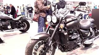 1. 2018 Triumph Rocket III SE Special Lookaround Le Moto Around The World