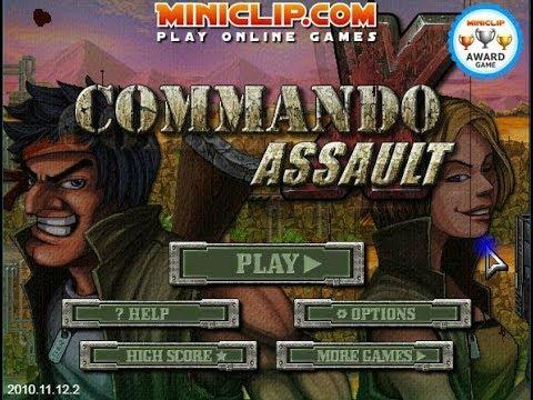 Commando Assault (Full Game)