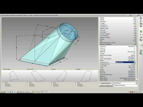 PractiCAM™ - HVAC CAM & Estimating Software (Part 1 of N)