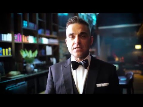 Robbie Williams' Staffordshire Day Message