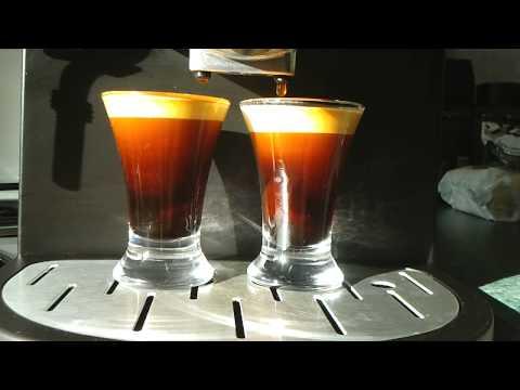 Pulling an Espresso Shot on a Silvercrest Espresso Machine