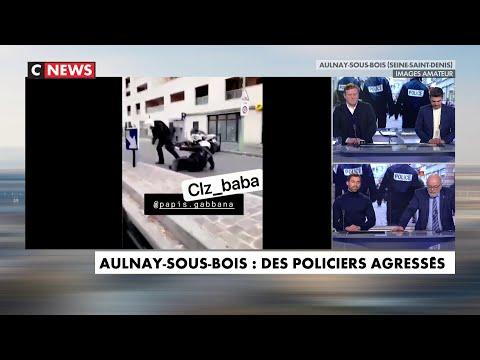Seine-Saint-Denis : l'agression de deux policiers après un contrôle routier