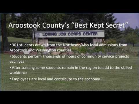 Advancing Aroostook