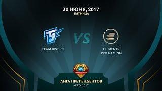 TJ vs EPG - Неделя 2 День 2 Игра 2 / LCL