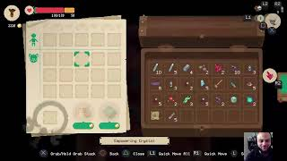 Playing MOONLIGHTER & Smoking #2 by Asight4soreeyez