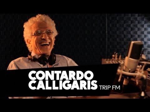 Contardo Calligaris comenta sobre ter um alter ego na série Psi