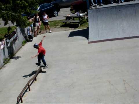 Blaine Skate Park Border Bash 07