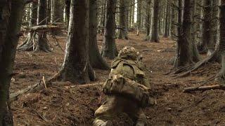 Sennybridge United Kingdom  city photo : British And Spanish Soldiers Take To The Woods