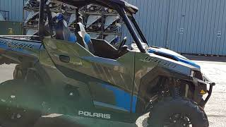 7. 2019 Polaris GENERAL 1000 EPS Delucexe Edition Oshkosh WI