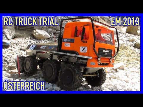 europameisterschaft - Scale Modell Truck Trial Europameisterschaft 2013 in Salzburg Österreich. Veranstalter: Bert Moltinger ( PSV Salzburg Automodellsport ) Ergebnisse der EM 201...
