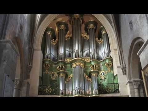 L. Marchand - Grand Dialogue (Dom Bedos Organ in St Croix, Bordeaux; Jens Korndörfer, Organ)