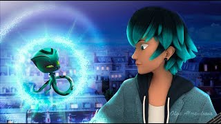 Miraculous Ladybug Luka transform into a new super hero of the serpent in season 3