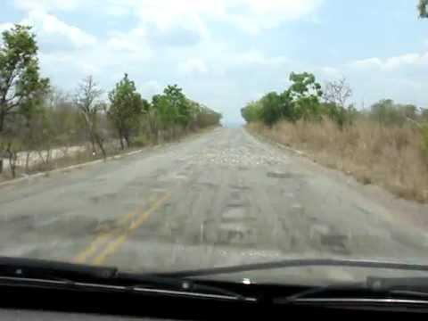 GO-118: trecho Teresina-Monte Alegre de Goiás