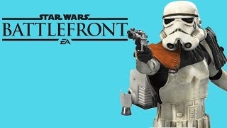 THE BIGGEST COMEBACK! (Star Wars Battlefront Funny Moments) by SkulShurtugalTCG