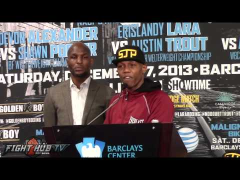 Fight - Post fight press conference for the Paulie Malignaggi vs Zab Judah fight card. For more log onto http://www.fighthubtv.com Like us:http://on.fb.me/xWRC1f fol...