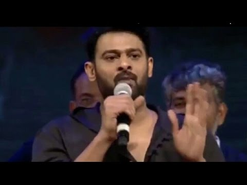 Video Prabhas Speech and dialogues in Bahubali 2 pre Release function download in MP3, 3GP, MP4, WEBM, AVI, FLV January 2017