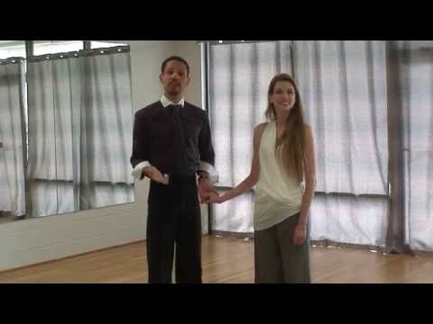 Savannah How: The basic steps to shag dancing