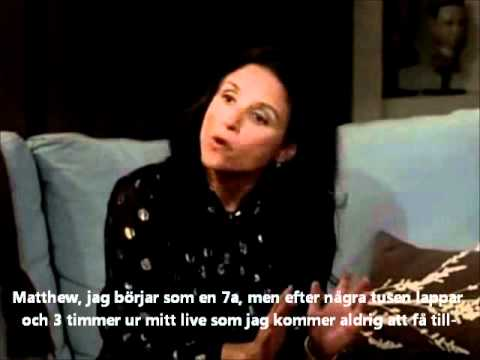 The New Adventures Of Old Christine - Funny Moments Swedish Subtitles