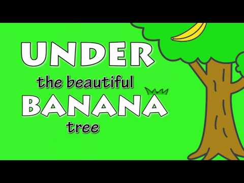 Under the Banana Tree