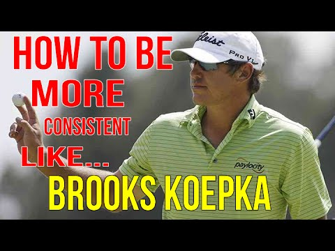 Brooks Koepka – 2 moves to a more consistent golf swing (RST Instructor Chris Tyler)