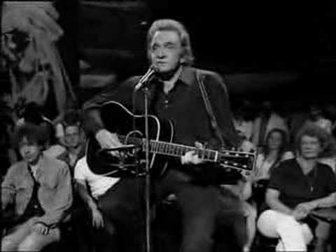 Redemption - Johnny Cash performs the song redemption.