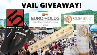Vail Giveaway! by OnBouldering