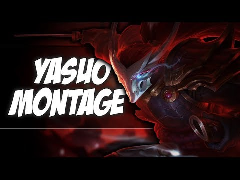 Best Yasuo Plays 2017 - Lars Montage.