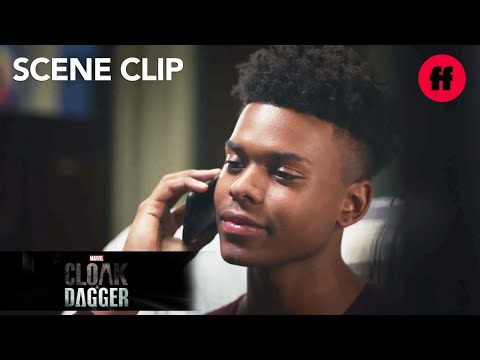 Marvel's Cloak & Dagger | Season 1, Episode 7: Tyrone Calls Tandy & Billy Raps | Freeform