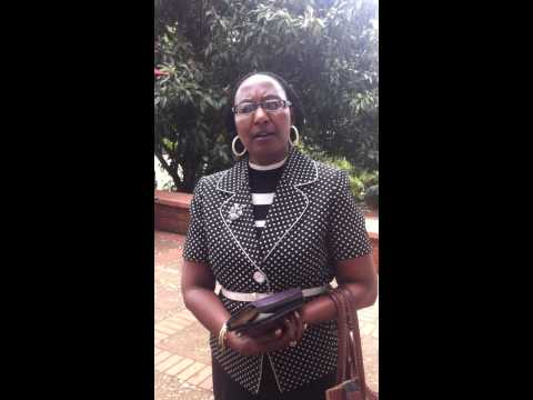 Mrs Mwongera, Chair, Philemon Kenya