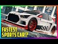 The BEST NEW n FASTEST Rally Sports Car In GTA Online! Vapid Flash GT VS Pariah n MORE! (GTA 5 DLC)