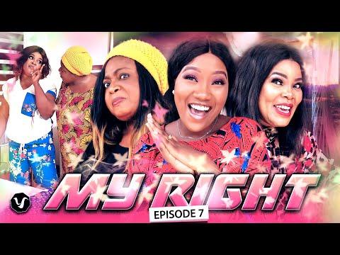 MY RIGHT (EPISODE 7)   WATCH CHINENYE NNEBE & UCHE NANCY 2020 LATEST HIT NOLLYWOOD MOVIES    FULL HD