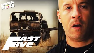 Nonton Fast Five - Paul Walker and Jordana Brewster epic desert scene OFFICIAL HD VIDEO Film Subtitle Indonesia Streaming Movie Download