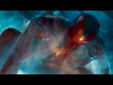 Creating Vision - Vision Birth Scene - Avengers Age of Ultron (2015) Best Clips