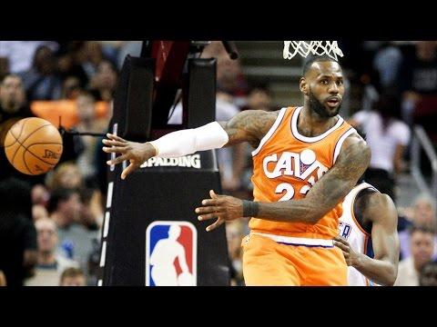 Russell Westbrook vs LeBron James! Kyrie Crosses Westbrook! Thunder vs Cavs