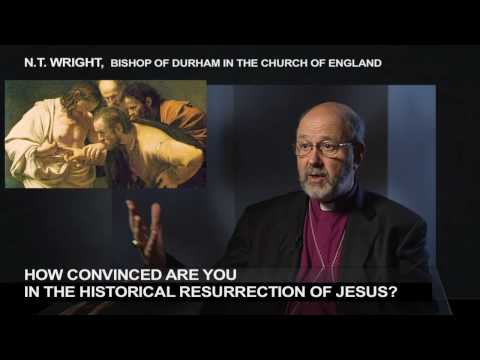 Historical Resurrection of Christ? NT Wright responds (HD)