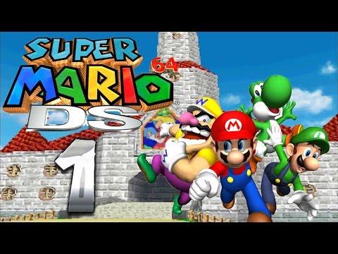 64 - Super Mario 64 DS [Deutsch] Part 1: Vier Helden und eine Prinzessin mit Kuchen ▻ Meinen Kanal abonnieren: http://goo.gl/440Rdg ▻ Facebook Fanpage: http://goo.gl/7P3atL ▻ Livestreams:...