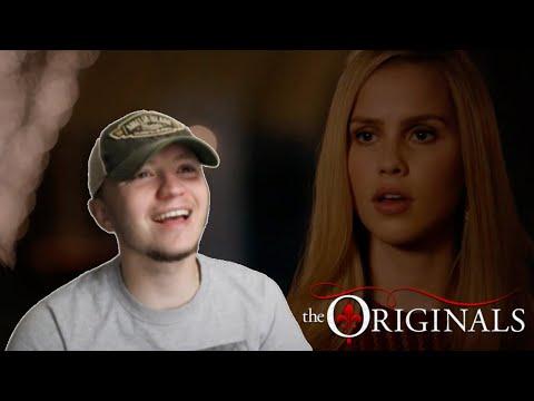 The Originals S3E9 'Savior' REACTION