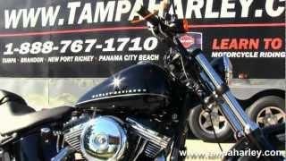 9. New 2013 Harley-Davidson FXS Blackline for sale
